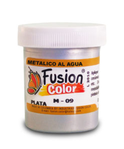 METALICOS AL AGUA por 30 cc